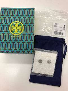 Tory Burch earring 耳環 全新正貨