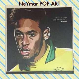 Pop Art Frame