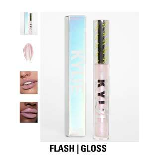 Kylie Jenner The Weather Collection FlashGloss