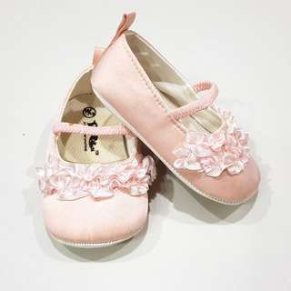 Baby Girl Pink Shoes