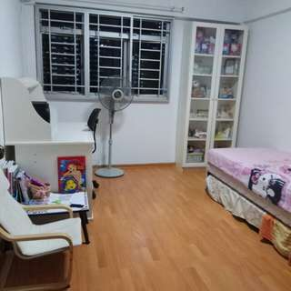 room near Chinese Garden MRT