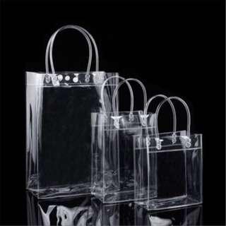 Transparent Tote Bag PO