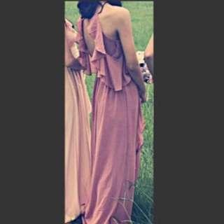Dress / evening grown / wedding