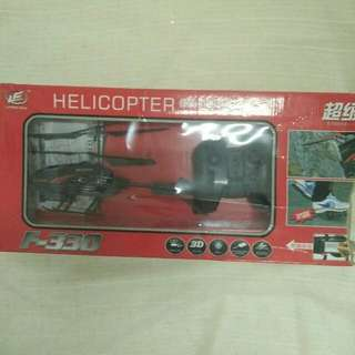 Helikopter remote