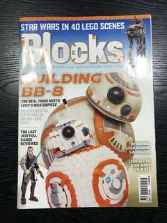 Blocks - LEGO magazine @ $9 per copy