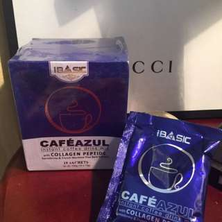 CAFE AZUL- COFFEE  with COLLAGEN PEPTIDE