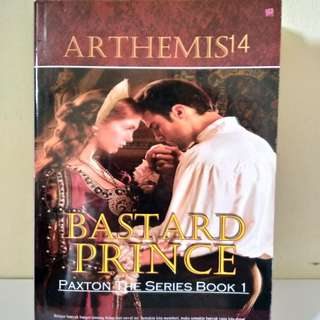 Bastard Prince - Arthemis14 Novel Wattpad