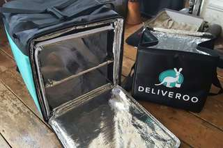 Deliveroo Thermal Bags