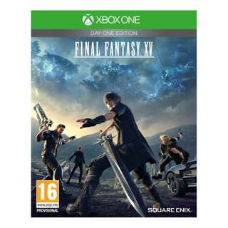 Xboxone Final Fantasy XV