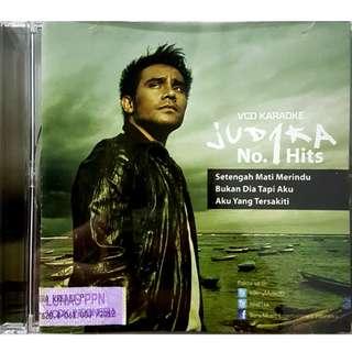Judika No.1 Hits VCD Karaoke