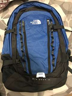 North Face Big Shoot II 32litre backpack 背囊