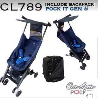 Pockit Stroller