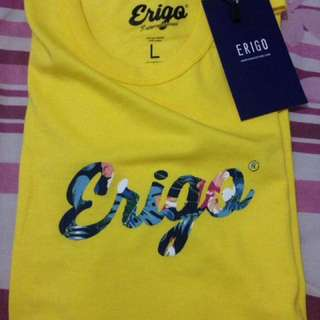 ERIGO T-shirt tropical unisex