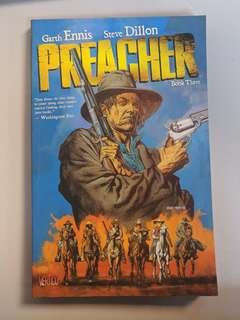 Preacher Book Three TPB (Vertigo Comics)