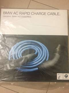 BMW AC RAPID CHARGE CABLE