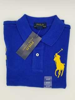 NEW | Ralph Lauren Polo Shirt Long Sleeve (age 4)