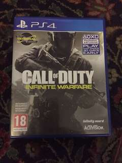 Kaset PS4 - Call of Duty