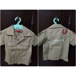 Guess Brown Polo
