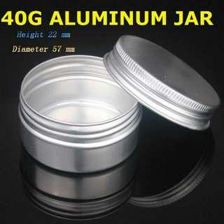 Aluminum Tin Cans 40-50g