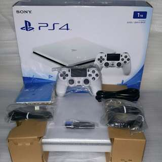 PS4 主機 請先看清楚商品說明在發問 ~ 所刊登之主機皆有售價
