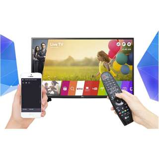 "LG 49"" HDR ULTRA HD 4K SMART LED TV NANO CELL DISPLAY (PAYMENT AFTER DELIVERY)"
