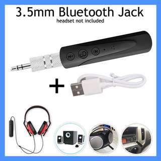 Mini Bluetooth 3.5mm Adapter