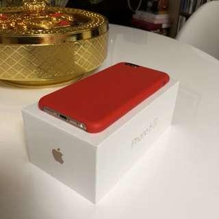 iPhone 6/6s 蘋果product red 手機保護套