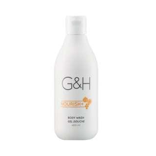 G&H NOURISH+ Body Wash (400ml)