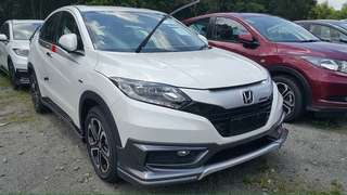 LIMITED EDITION HONDA HRV-V