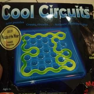 Cool circuit puzzle