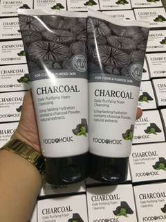 Foodaholic Charcoal Foam Cleanser
