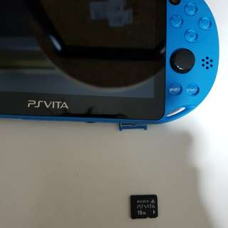 Ps Vita 16 Gb memory card