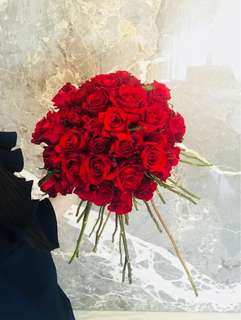 High quality Giant Kenya roses Flower Bouquet