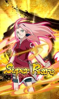 Naruto blazing account over 100 6*