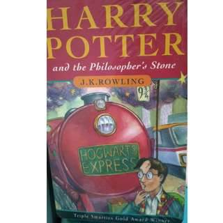 Harry potter phylosopher stone