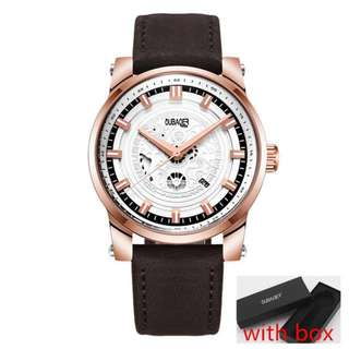 OUBAOER Original Mens Watches