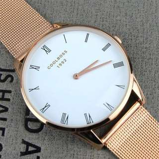 Casual Quartz Watch Women