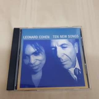Ten New Songs - Leonard Cohen
