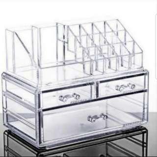 Acrylic Cosmetic Organiser Box