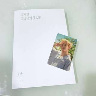 BTS Love Yourself (O version) - Jimin PC