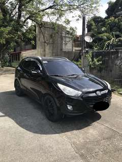 Hyundai Tucson 2012 model AWD CRDI Diesel Matic 42k odo only