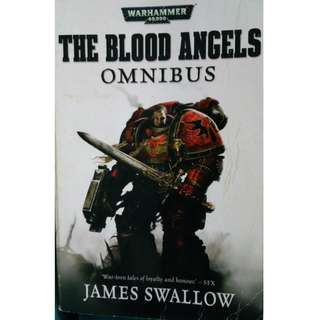 The blood angels : omnibus