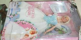 Barbie doll - Princess Bride