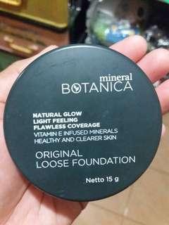 I01 Loose Foundation Mineral Botanica