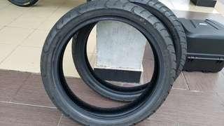 Tyre IRC NR33 & NF66