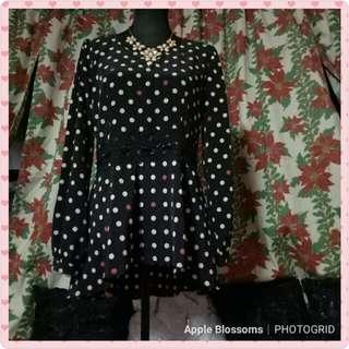 Polka Dots Dress