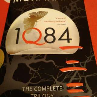 IQ84 (the complete trilogy)