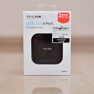 TP-Link USB3.0 4-Port Hub