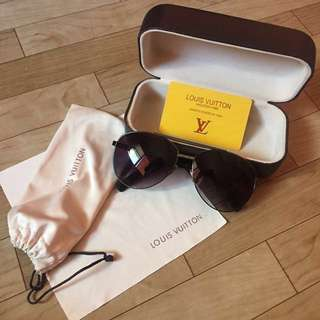 Authentic Louis Vuitton Sun Glass