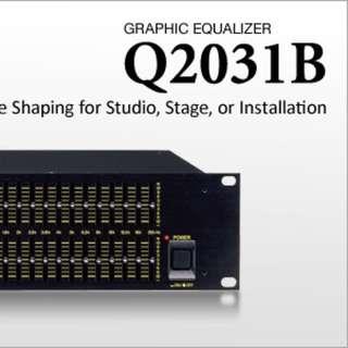 Yamaha Graphic Equaliser Q2031B